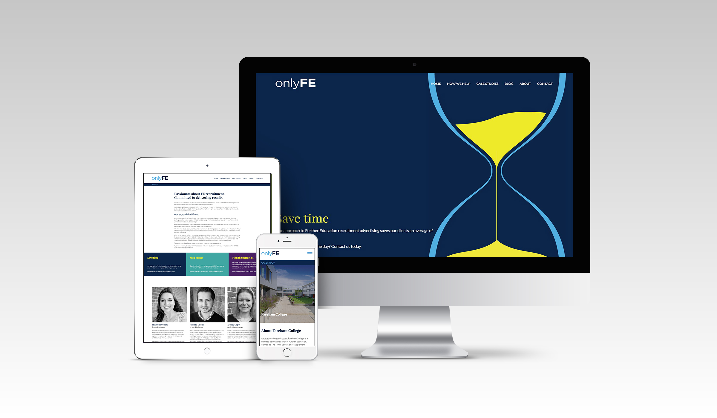Building the profile of recruitment agency   onlyFE   Mzuri